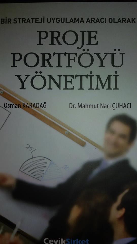 NAci Çuhacı - Proje Portföyü Yönetimi