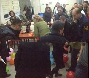 Kalender Subay Orduevi'nde (İstanbul) hizmet kalitesinin arttırılması ve personelin kişisel gelişimleri eğitimleri