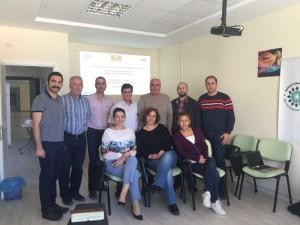 Yönetim Danışmanları Mesleki Eğitim Projesi